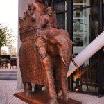 Elephant Chokhi Dhani Indian Halal restaurant Battersea