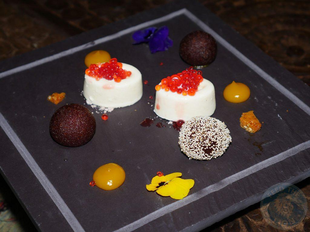 dessert Chokhi Dhani Indian Halal restaurant Battersea