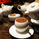 tea Chokhi Dhani Indian Halal restaurant Battersea