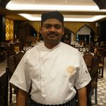 head chef Vishnu Chokhi Dhani Indian Halal restaurant Battersea