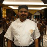 head chef Vishnu Chokhi Dhani Indian Halal restaurant Battersea