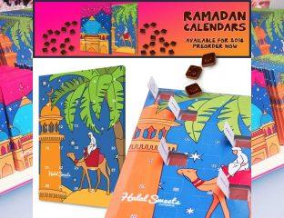 halal sweet company ramadan calendar