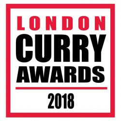London curry awards 2018
