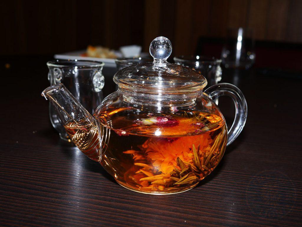 Mango Tree Thai Chinese Malaysian Fine Dining Belgravia Jasmin Tea