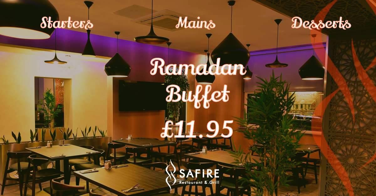 Good Buffet Restaurants In Walsall
