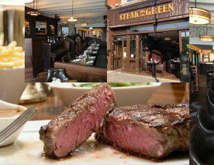 Steak on the Green Ealing Broadway London Halal Menu