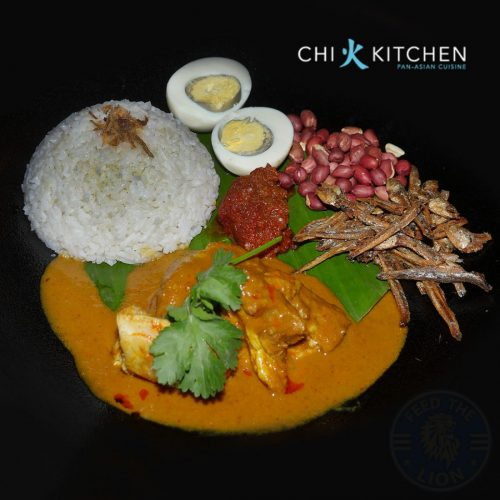 Chi Kitchen Debenhams Oxford Street Halal restaurant