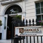 Hankies Restaurant Marble Arch Indian Curry