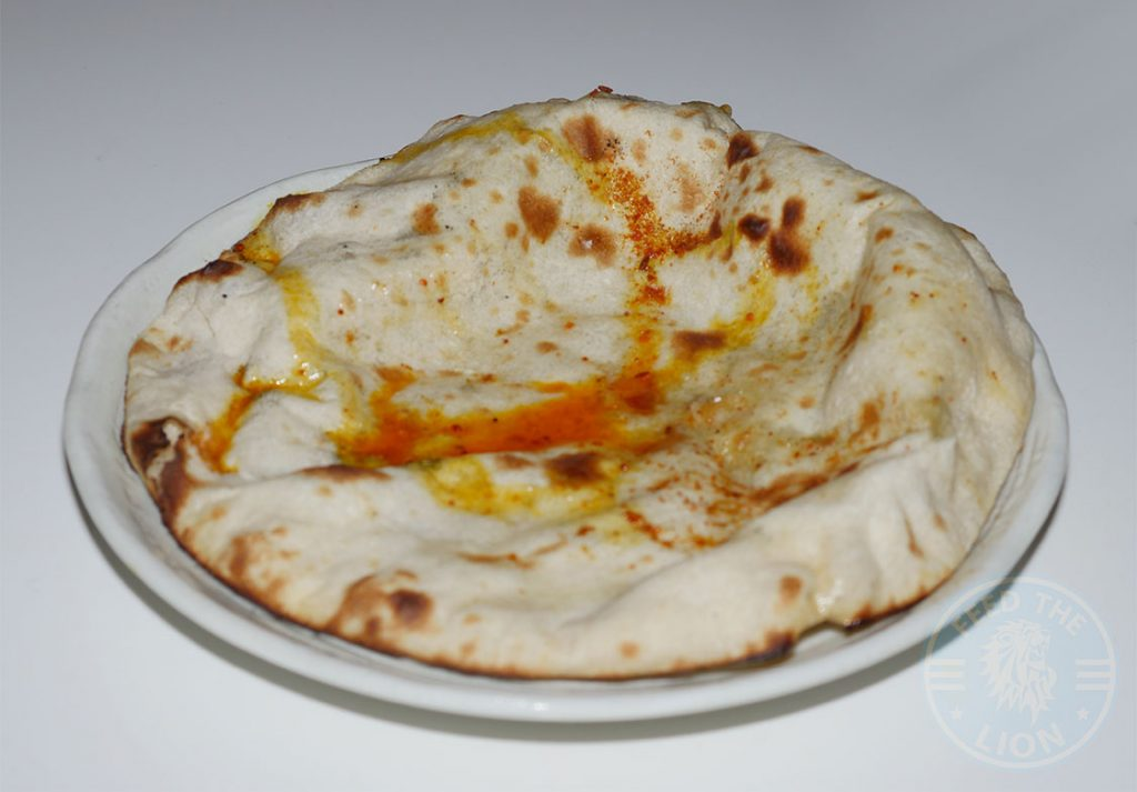 Hankies Restaurant Marble Arch Indian Curry Blue Cheese Naan Halal