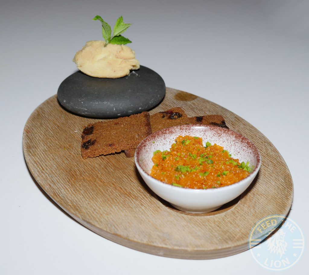 Hankies Restaurant Marble Arch Indian Curry Dessert