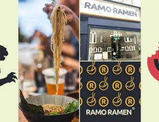 Ramo Ramen Kentish Town Japanese