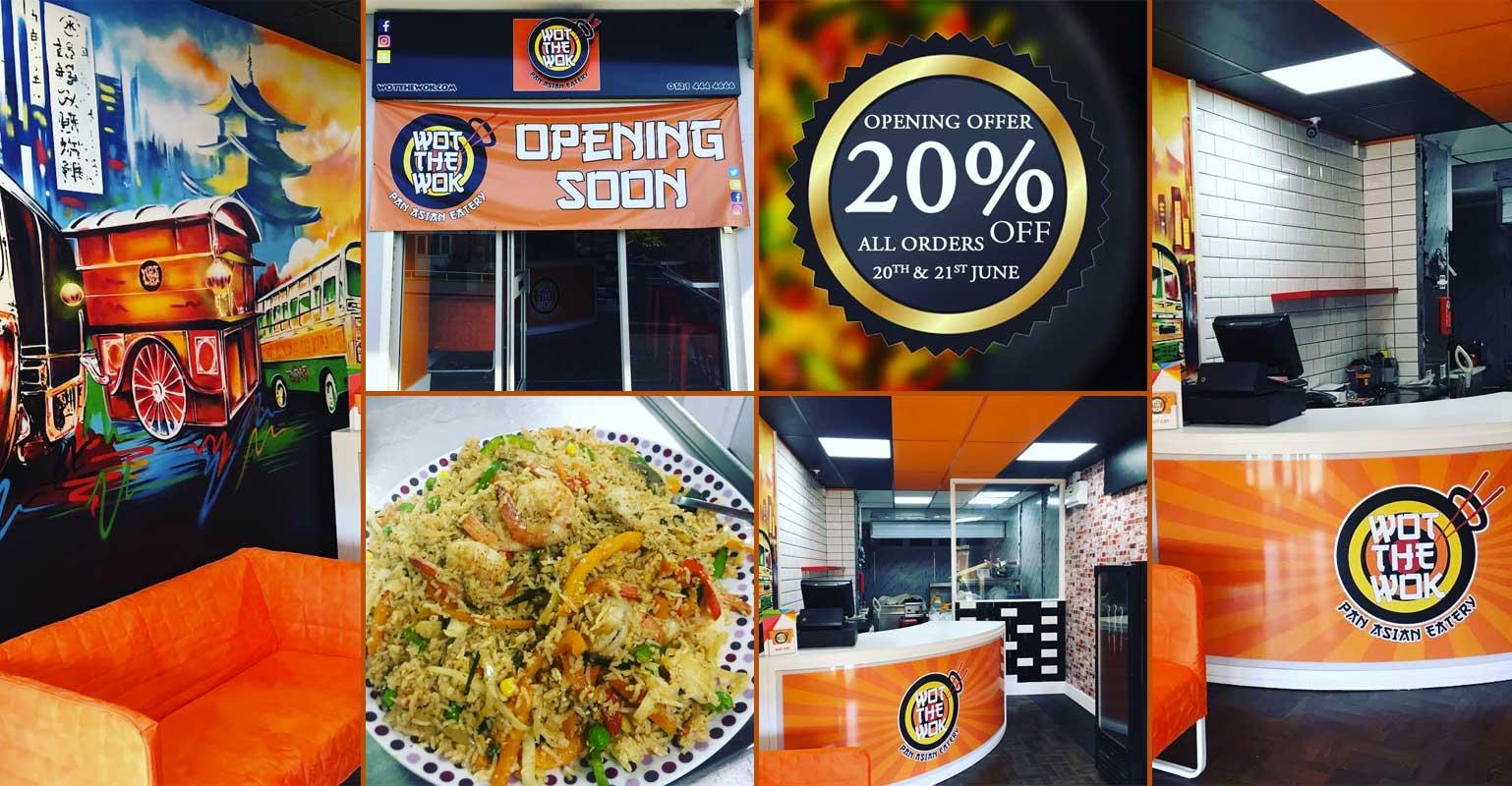 Bang Wok Street Food