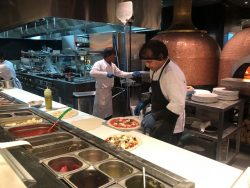 400 Gradi Italian PIzza Kuwait Middle East