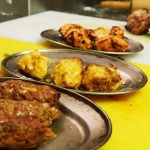 Chakra Restaurant Indian Kinsington London Curry Kebabs