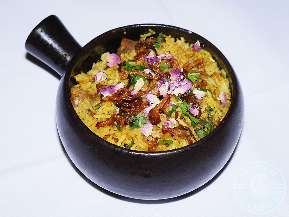 Chakra Restaurant Indian Kinsington London Curry Biryani Lamb