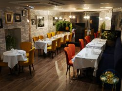 Chakra Restaurant Indian Kinsington London Curry