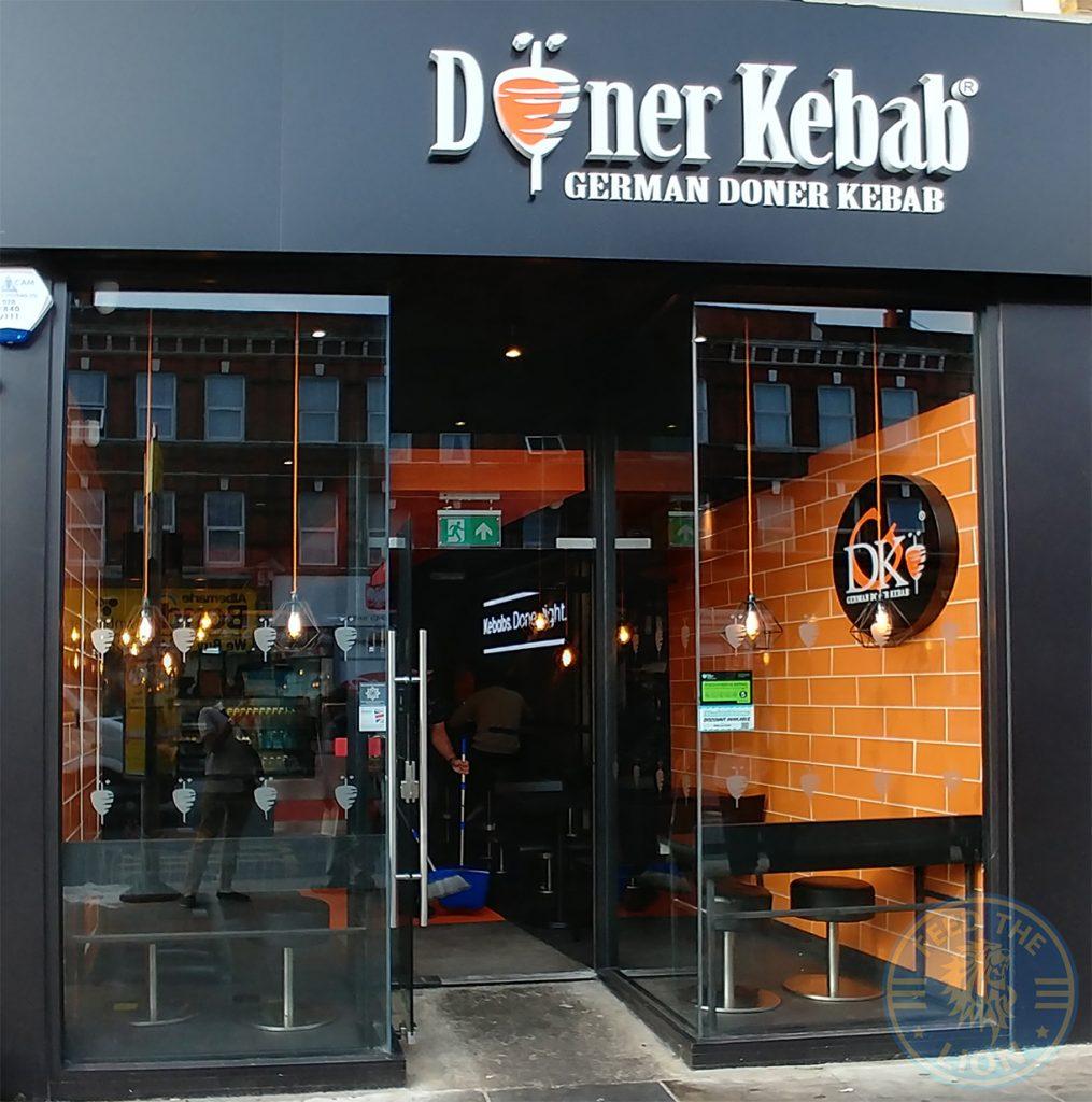 doner kebab German GDK Halal Shephard's Bush