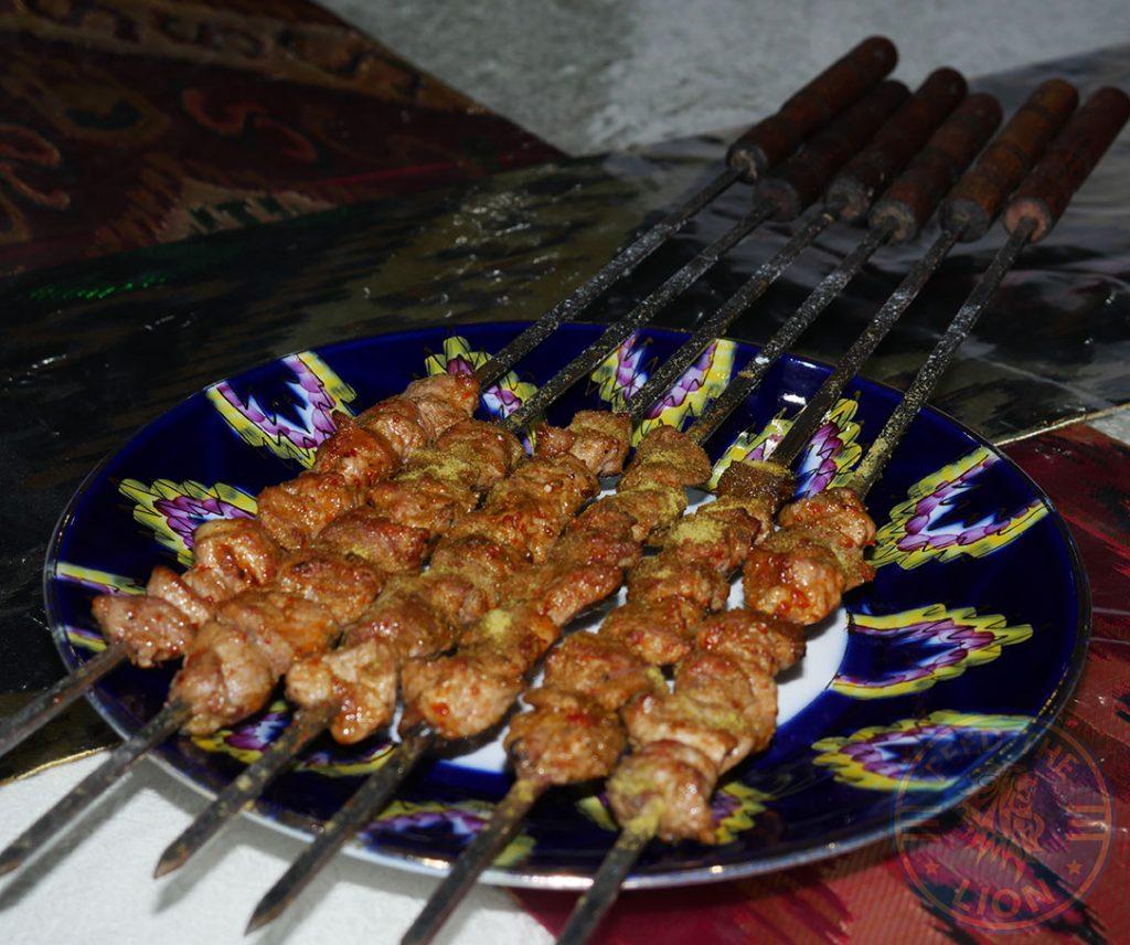 Etles Uyghur Uighur Restaurant Chinese Walthamstow London Xiangxing kebabs