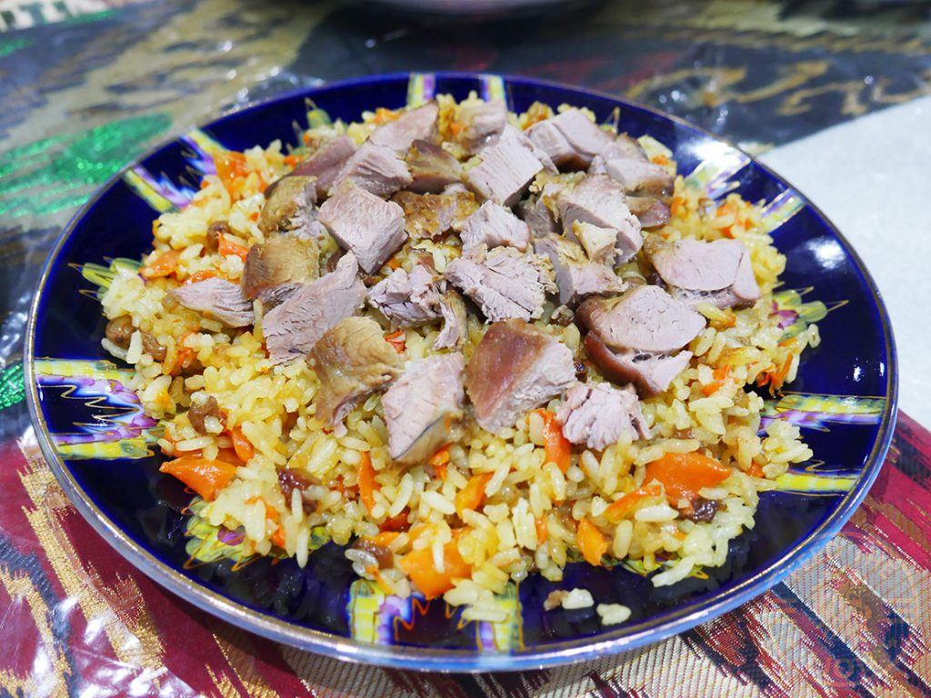 Etles Uyghur Uighur Restaurant Chinese Walthamstow London Xiangxing lamb rice