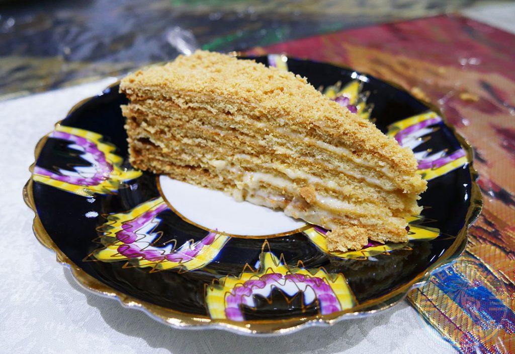 Etles Uyghur Uighur Restaurant Chinese Walthamstow London Xiangxing dessert cake