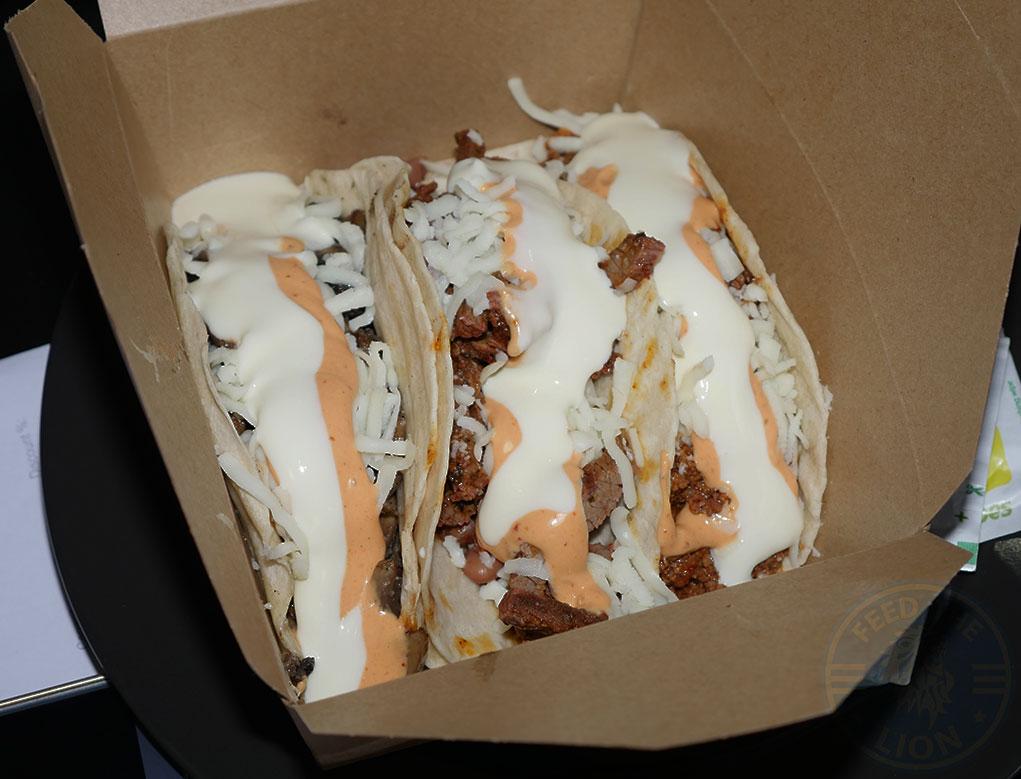 Tacos Fire Bean Halal