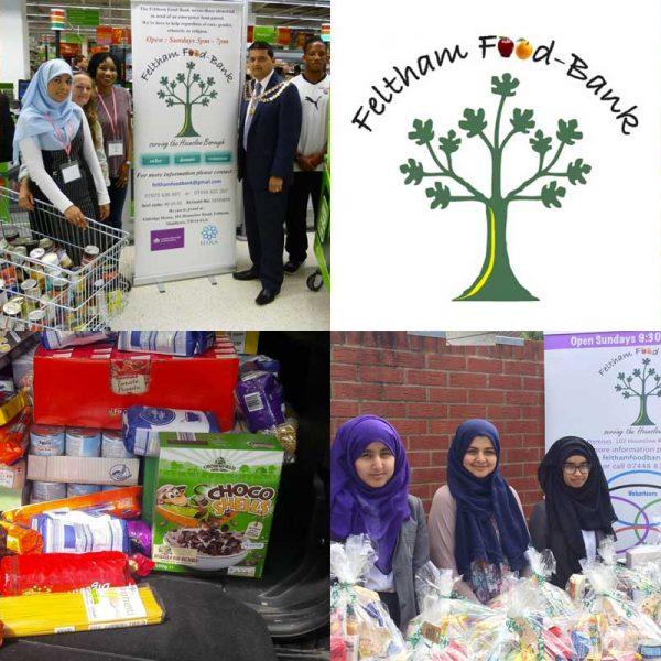 feltham food bank charity hounslow london