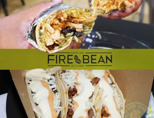 Fire Bean Halal Mexican Kitchen Gants Hill Ilford