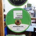 Brotosh kebab awards Kervan sofrasi Turkish Kebab House Halal Edmonton