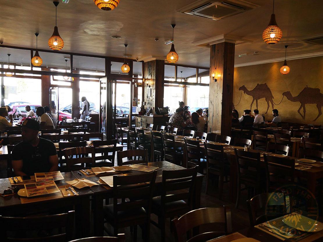 Kervan Turkish Restaurant Edmonton