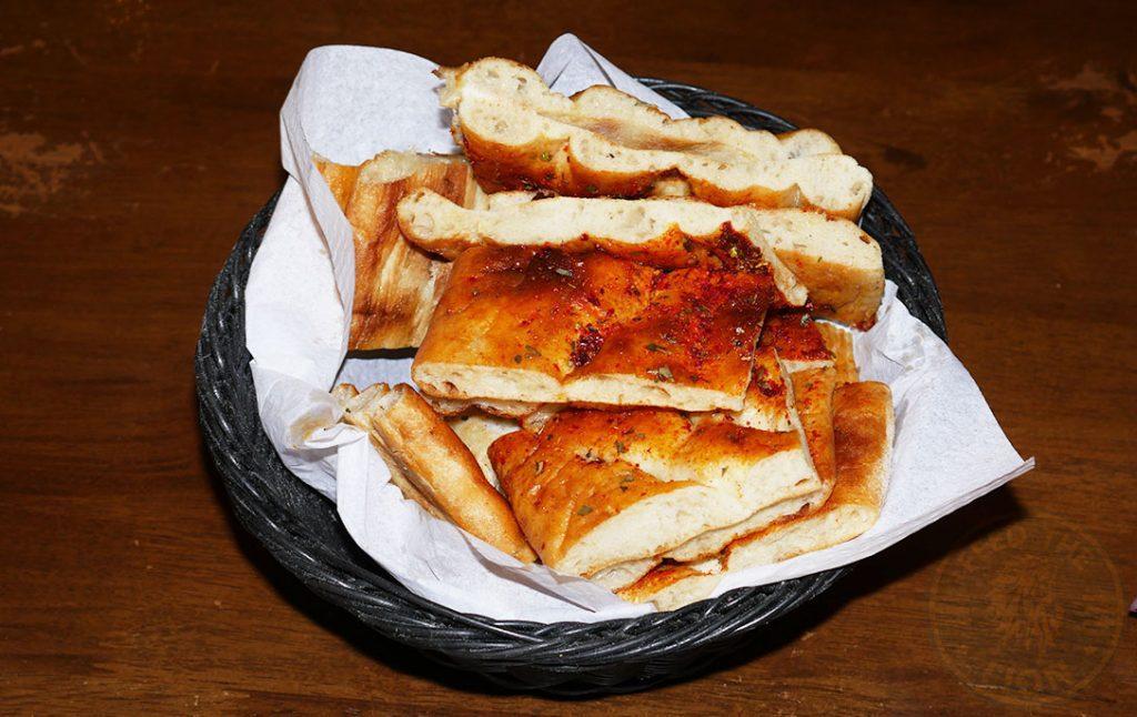 Kervan sofrasi Turkish Kebab House Halal Edmonton Bread