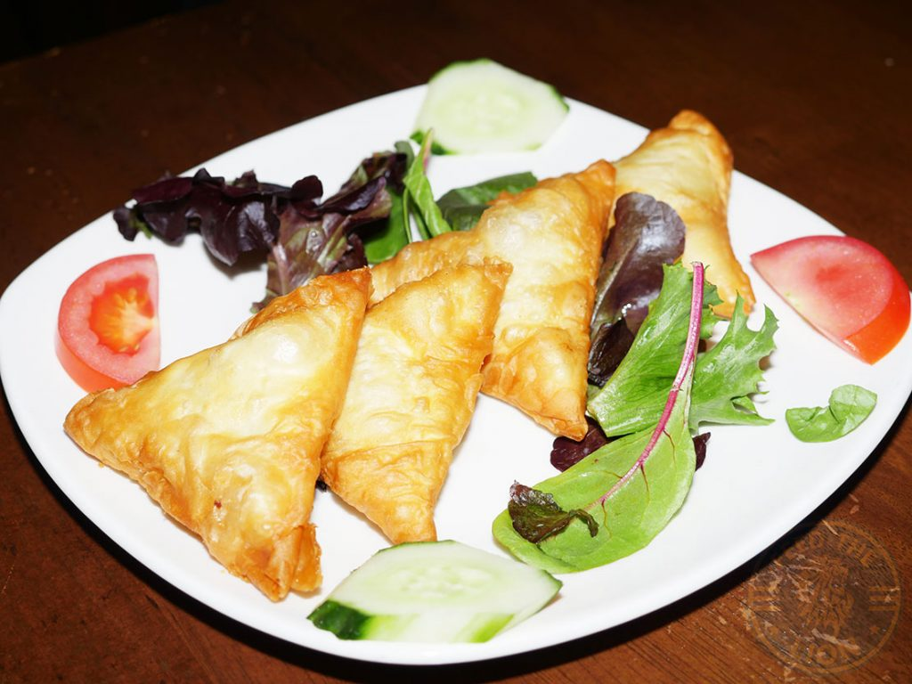 Kervan sofrasi Turkish Kebab House Halal Edmonton Börek