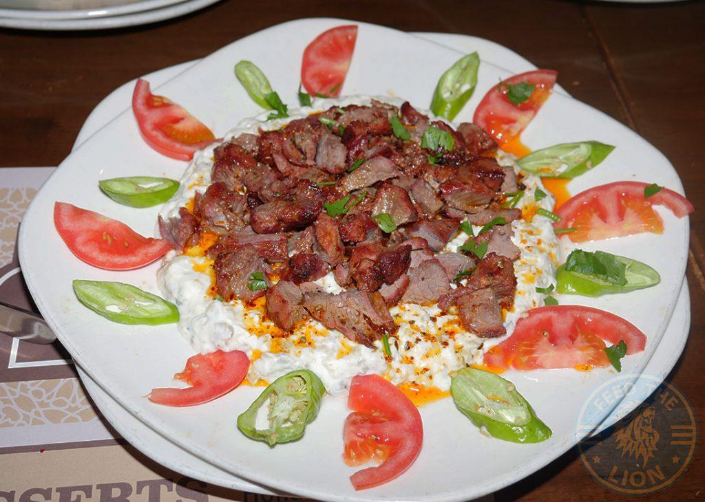 Kervan sofrasi Turkish Kebab House Halal Edmonton Ali Nazik