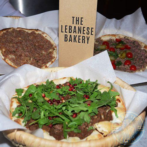 The Lebanese Bakery, Covent Garden, London, Halal, pizza