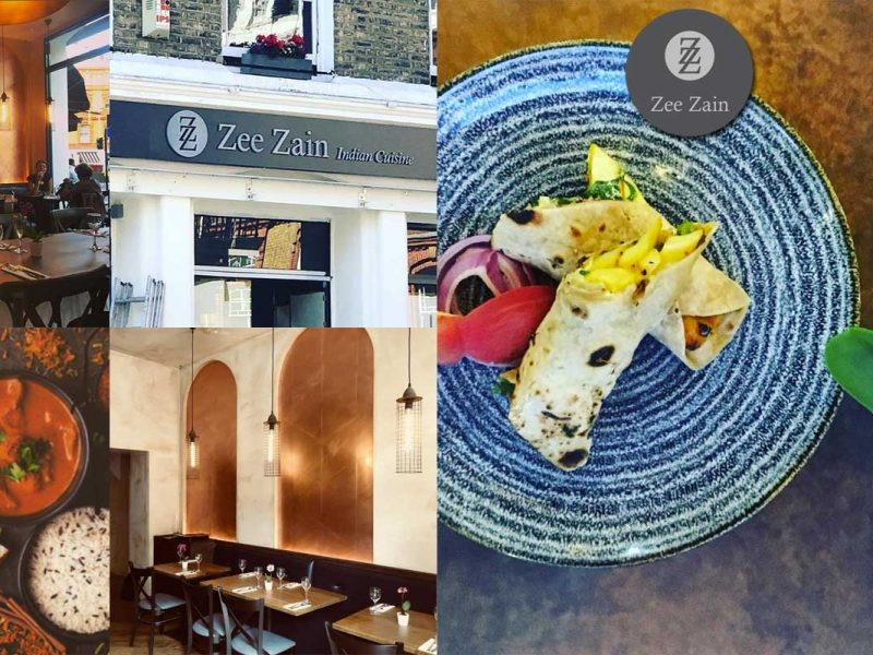 ZeeZain Indian South Kensington London
