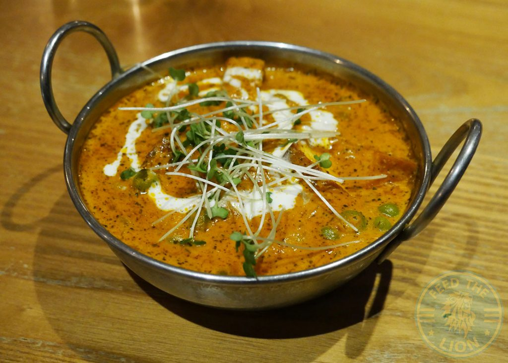 Paneer Chapati Club Indian Halal restaurant Acton curry