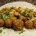 Mr Falafel Palestinian halal Shephards Bush