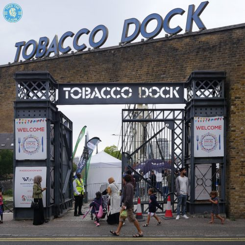 London Halal Food Festival - Tobacco Dock 2018