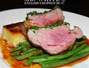 Mr White Chophouse walthamstow London Halal