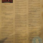 Rockit steakhouse Halal Steak Whitechapel menu