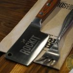 knife Rockit steakhouse Halal Steak Whitechapel