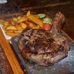 Rockit steakhouse Halal Steak Whitechapel Tomahawk