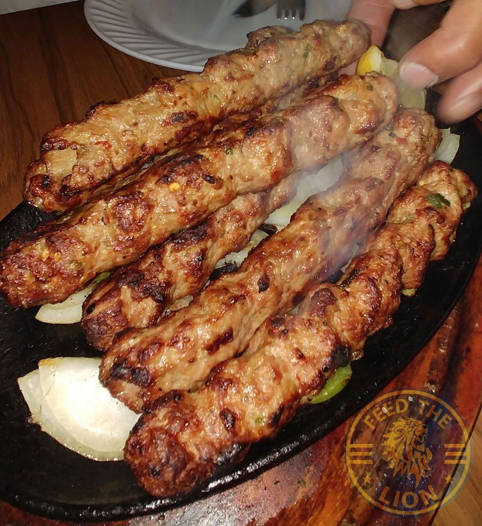 kebeb Top grill house Halal Luton HMC Bury Park kebab
