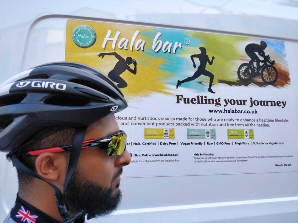 Hala Bar Energy Snack Halal HMC Vegan Vegetarian Gluten Free