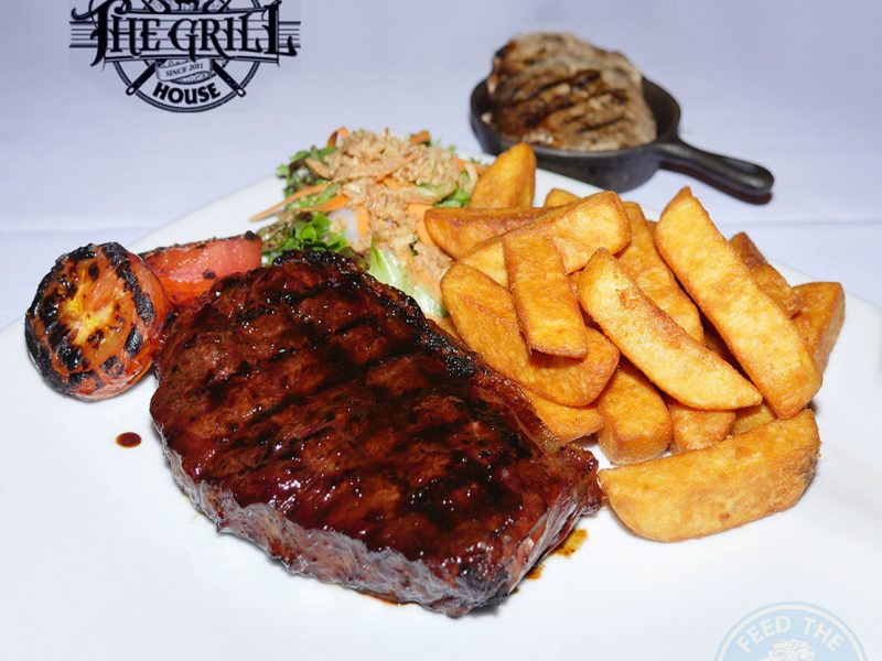 The Grill Steakhouse Halal steak Aylesbury