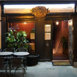The Grill Steakhouse Halal steak Aylesbury