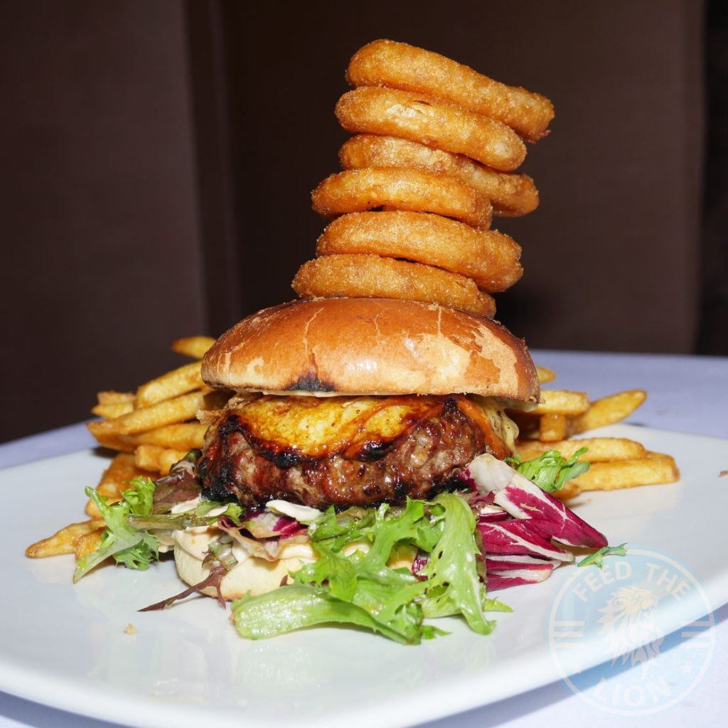 The Grill Steakhouse Halal steak Aylesbury beef burger