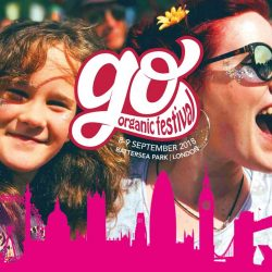 Go! Organic Festival London Battersea Park