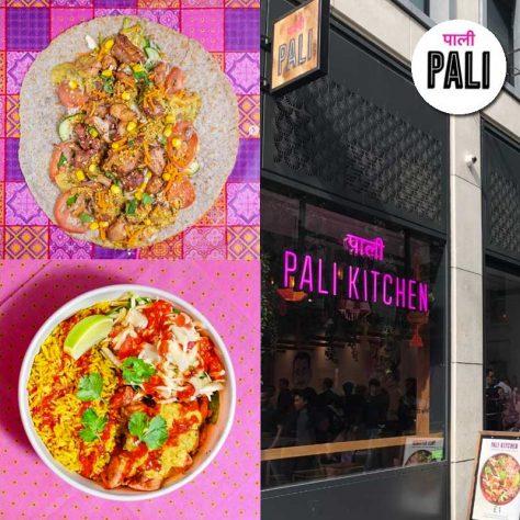 Pali Kitchen Indian London