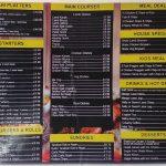Shahi Grill menu luton