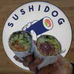 Sushidog Westfield London Halal Burrito Sushi